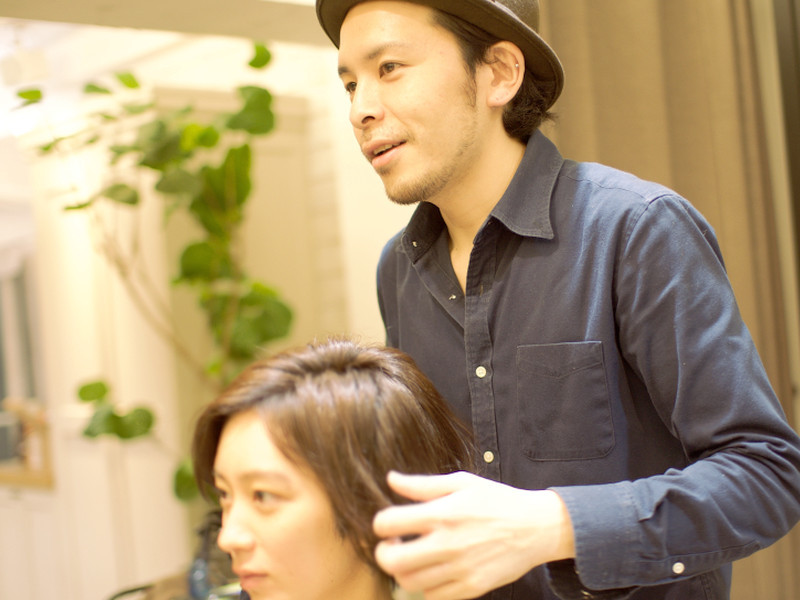 BEKKU hair salon のスタッフ