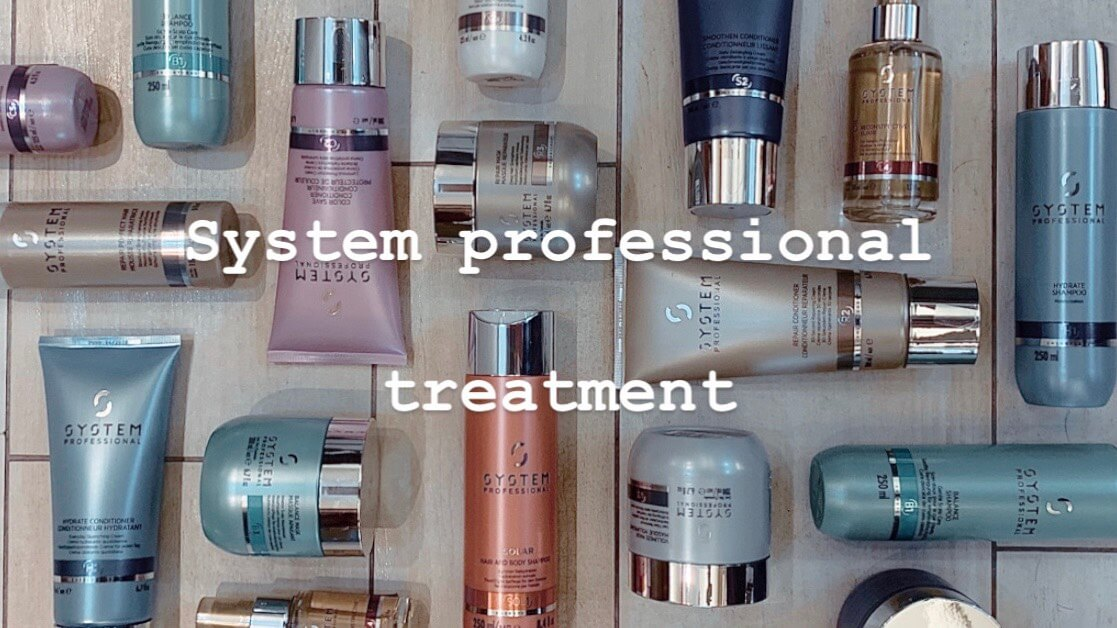 System professional treatment