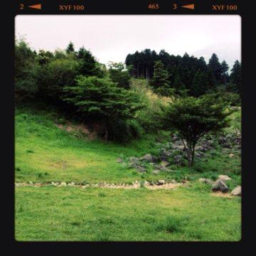 裾野でキャンプっ(^。^)