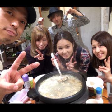 BEKKU鍋忘年会〜〜〜ッ!*\(^o^)/*