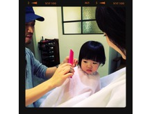 ママと一緒に( ´ ▽ ` )ノ   〜代官山の美容院BEKKUのブログ〜