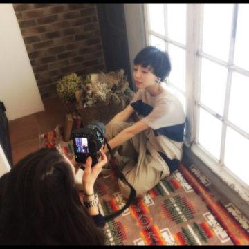 代官山.恵比寿にある美容院BEKKUブログ!!撮影〜★