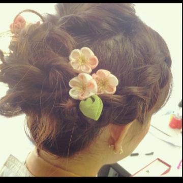 代官山の美容院BEKKUのブログ!卒業式のヘアメイク★