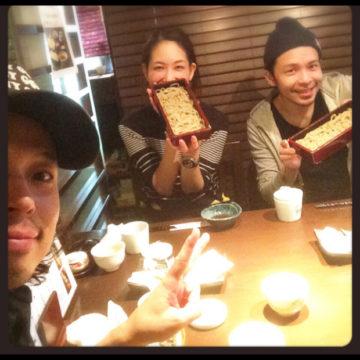 蕎麦の名店『山せみ』(^_−)−☆  〜代官山の美容院BEKKUのブログ〜