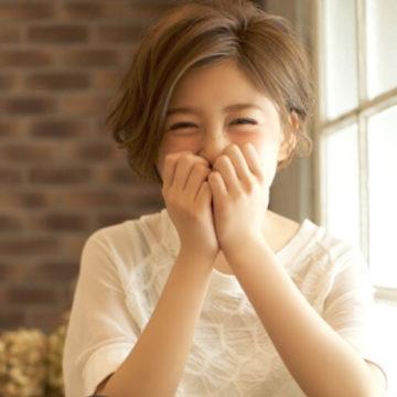 無造作なアシンメトリー耳かけショートボブ☆  〜代官山の美容院BEKKUのブログ〜