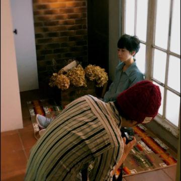 朝撮影!!久しぶりのショートスタイル!!黒髪マッシュ!代官山美容院BEKKUのブログ★