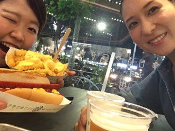 遂に行ってきました!!代官山.恵比寿の美容院BEKKUのブログ