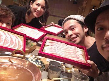 しゃぶしゃぶーっっ♡〜代官山の美容院BEKKUのブログ〜