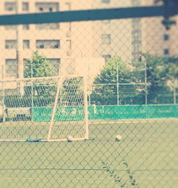 3連休は朝からサッカー☆代官山美容院BEKKUのブログ☆