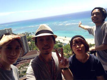 ハワイ到着~~♪(´ε` ) アロハ~っ! ~代官山の美容院BEKKUのブログ~