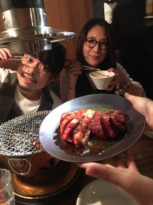 昨日はお肉の日!!!代官山.恵比寿の美容院BEKKUのブログ