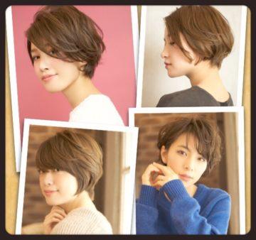 『 まだ髪型をどうしたいのか決まってなくて… 』
