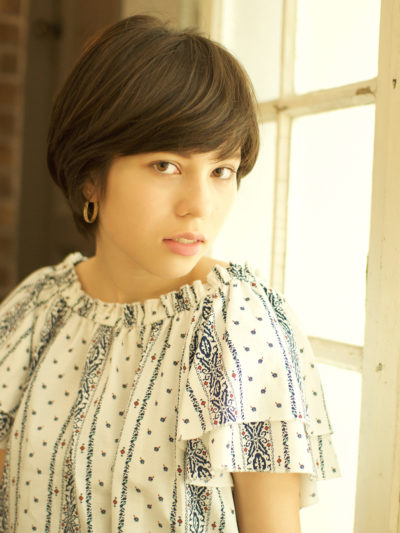 BEKKU」古川タカヨシ 前髪重めショート