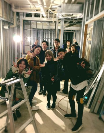1月4日オープン広尾店にみんなで行ってきました!! 〜恵比寿・広尾の美容室BEKKUのブログ〜