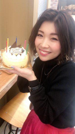 祝29歳!!🎂