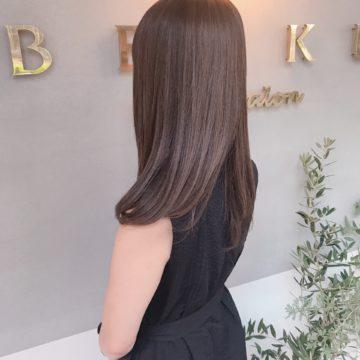 Chisaと言えば❣️〜恵比寿.広尾の美容室BEEKU hair salon〜