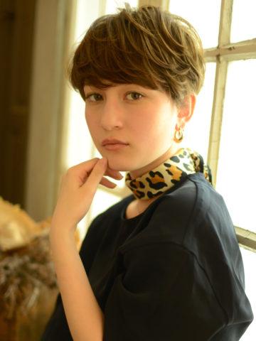 シュンと言えば!!ショートカット☆再現性のあるスタイル☆〜恵比寿・広尾の美容院BEKKUヘアサロンのブログ〜