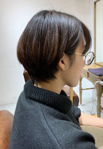 30代、40代、50代大人女性のヘアスタイル、ショートからボブに!!お悩みbefore&after 恵比寿、広尾の美容院BEKKUのブログ〜