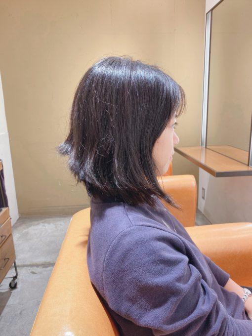 30代、40代大人女性のヘアスタイル、お悩み、before & after