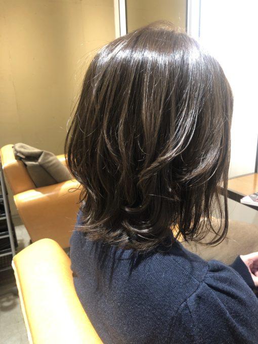 サロンワークbefore&afterカラー・パーマ編