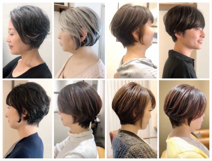 ぽっちゃり 髪型 60 代