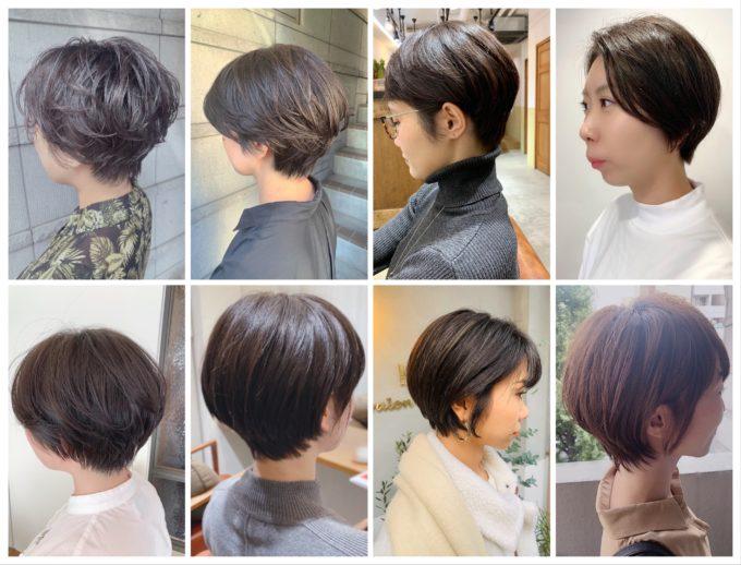 20代、30代、40代✂️素敵なヘアスタイルカタログ集 ( ショート〜ボブ編 )