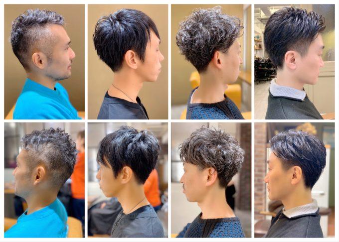 大人メンズヘアカタログ(30代、40代、50代) カジュアル〜ビジネス
