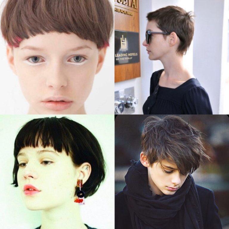 髪型 あり 前髪 代 ショート 👆50 【40代女性】「ショート×前髪あり」でアラフォー世代の悩みも一気に解決♪