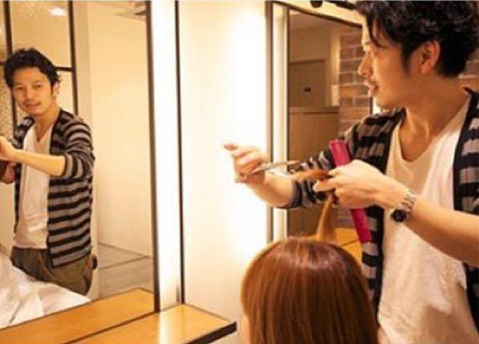 『BEKKU hair salonのカット』とは…。こだわりの『BEKKU hair salonのカット』✂️
