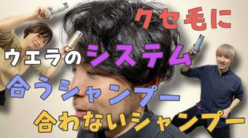 『クセ毛に合うシャンプー!合わないシャンプー!』✨YouTubeアップしました✨