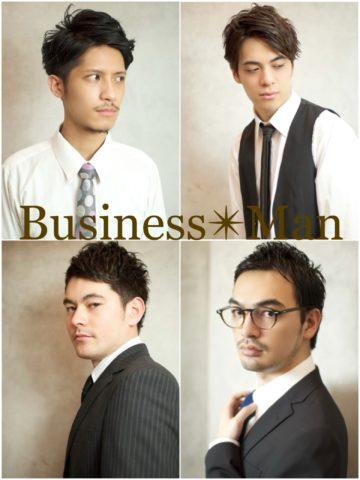 メンズ★ビジネスヘア