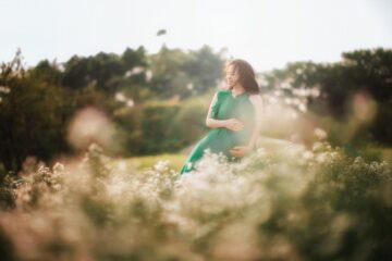 妊婦(抜け毛等)原因・ケア方法