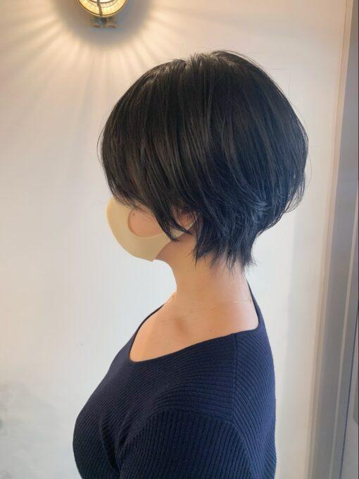 辺見えみりさん風の女性らしいショートボブの髪型の作り方&オーダーの仕方❣️🙌