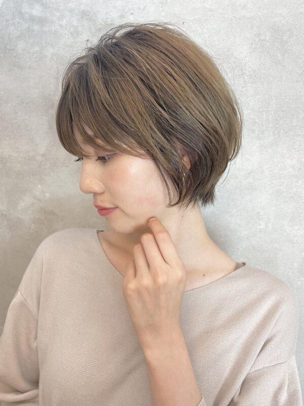 イメチェンヘア☆30代40代おしゃれ大人ショート